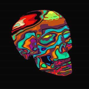 LSD Skull