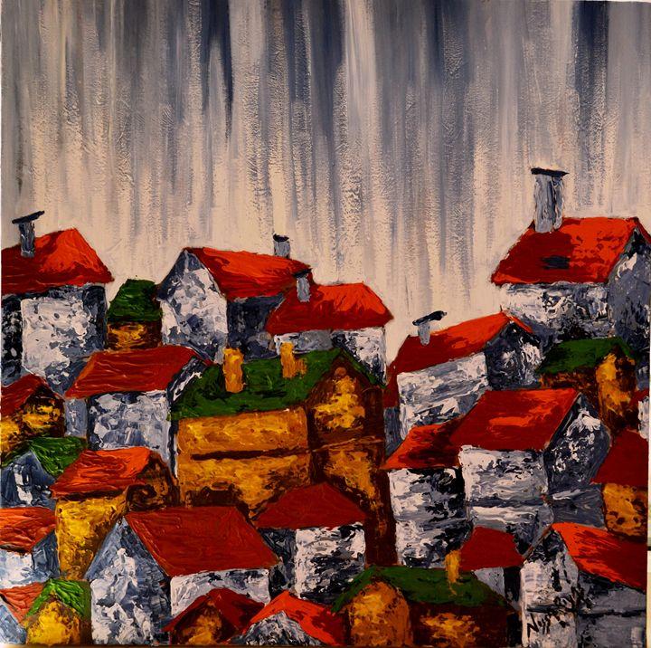 Shimla - nissa riyas the artist