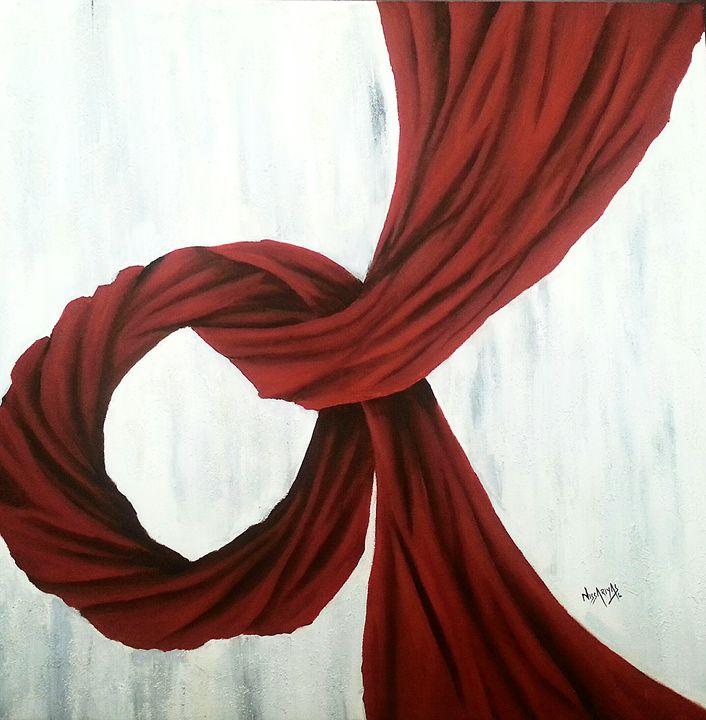 spiral 2 - nissa riyas the artist