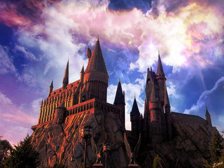 Castle In The Sky - Zima