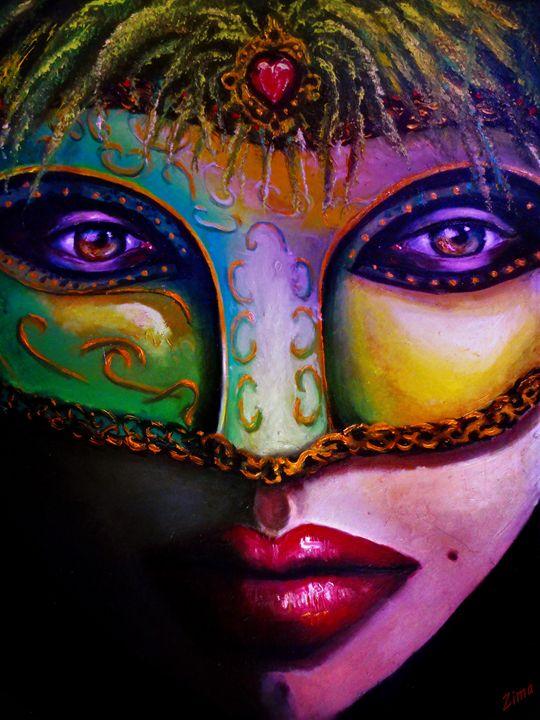 Beneath The Mask - Zima