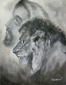 Jesus the Lion of Judah