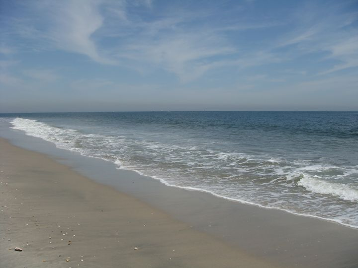Sandy Hook, New Jersey - Earthworks Art Designs and Photography