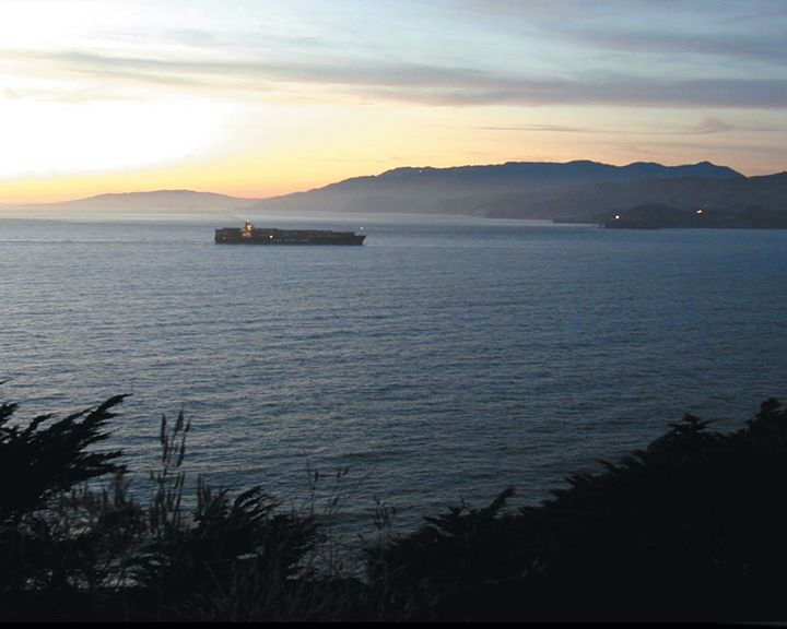 Lands End - Marin Headlands - Richard Nodine