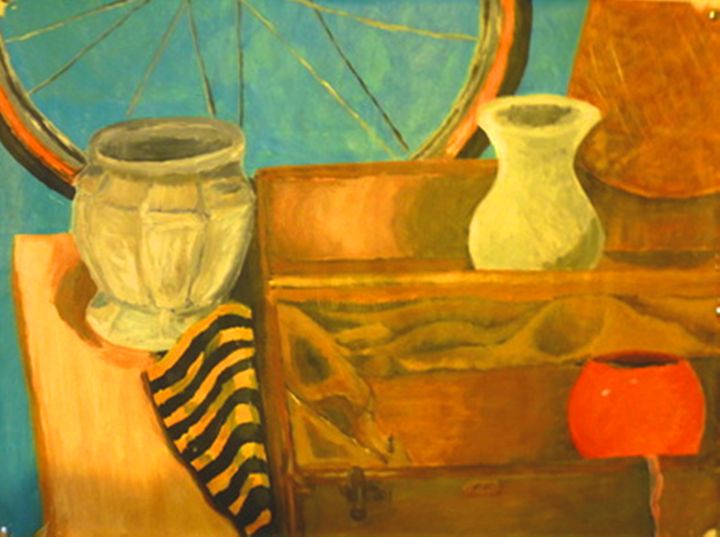 Still Life - Chris Chafin