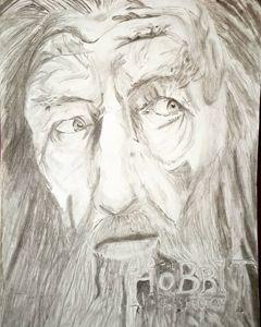 Gandalf From Hobbit