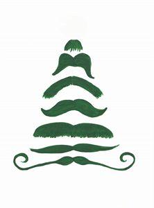 Oh, Mustache Tree