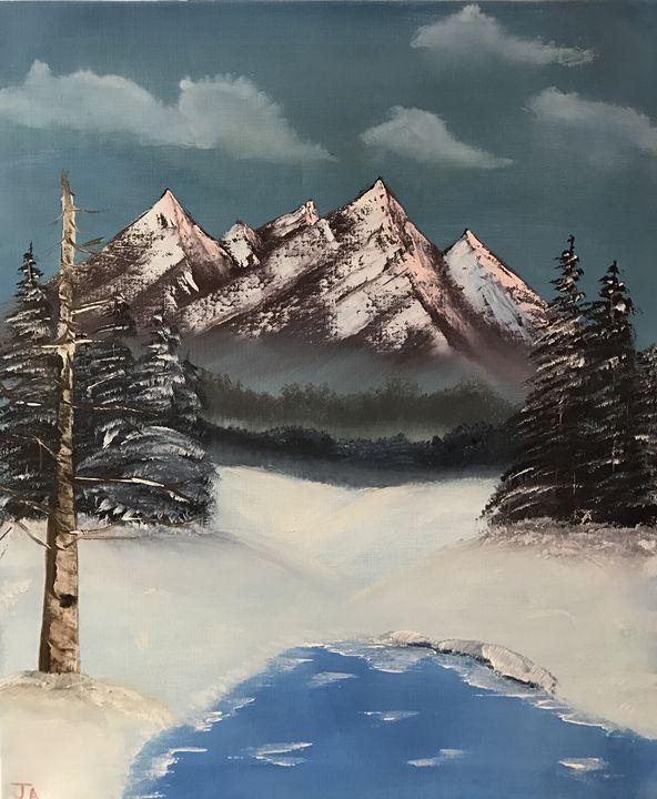 Frigid Winter - Jacob Alexander Arnold