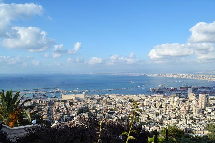 Haifa Israel - Amanda Chaplin