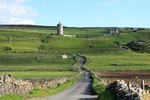 Doonagore Castle, County Clare