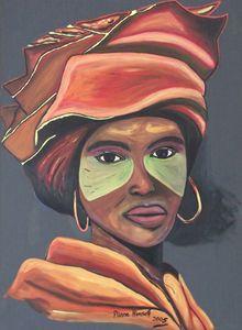 Xhosa Lady