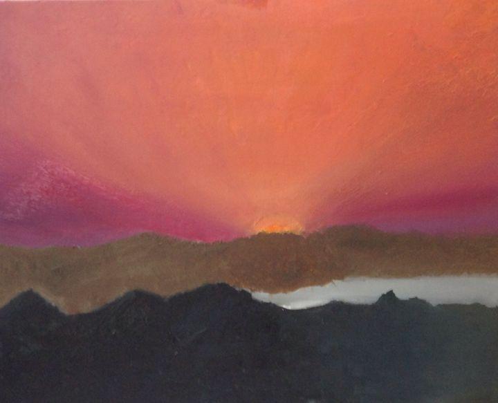 Sunrise - divaki