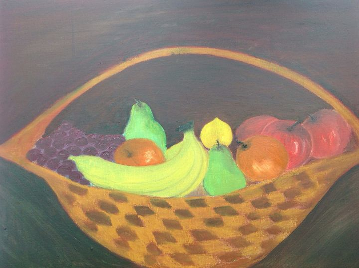 Fruit basket - divaki