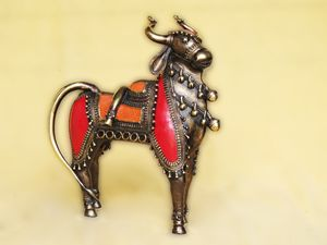Indian 5 Legged Holy Cow