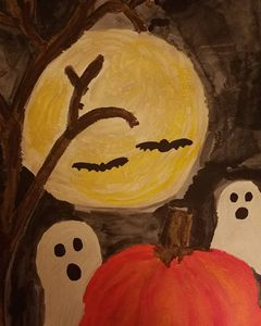 Boo-Harvest Night