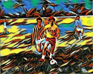 Soccer Guys @ Play Field