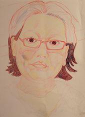 Paintings by Monica H. Dimas