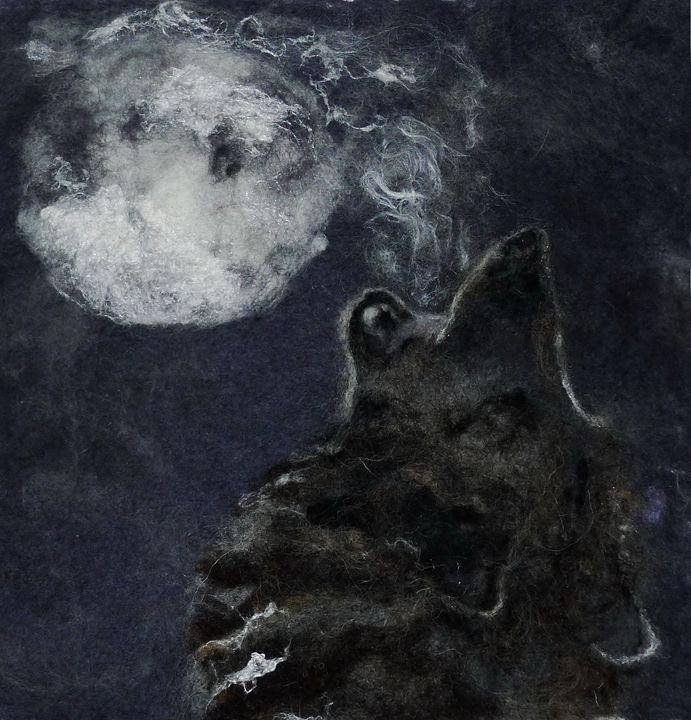 Game of Wolves I - Susanne Weber