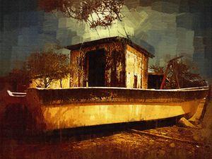 Boat. Baja Mexico
