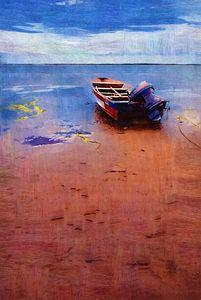 Boat. Altata