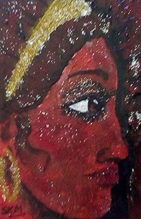 DIVYA - Autumn Lady Sketches