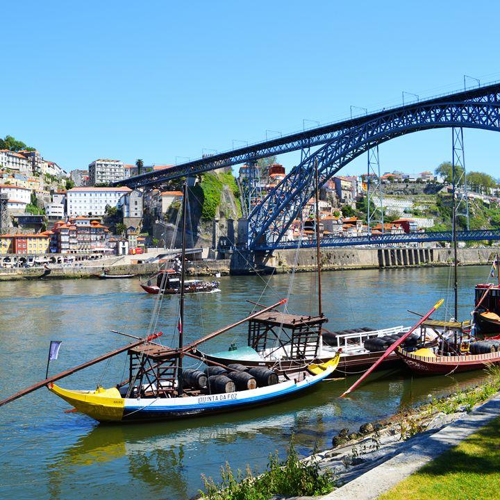 Porto, Portugal - Helen A. Lisher