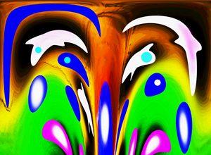 Earth spirits - Helen A. Lisher