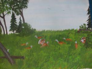 turkey land - ART