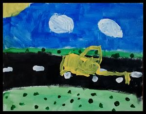 Alex Yellow Truck