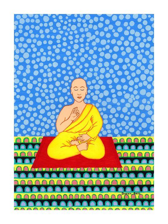 Meditation - Sharon Hall