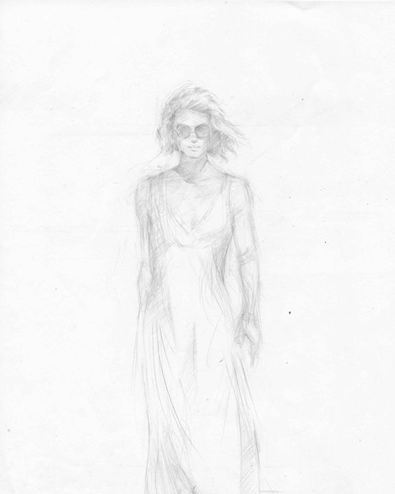 Sketch - Janus Nate