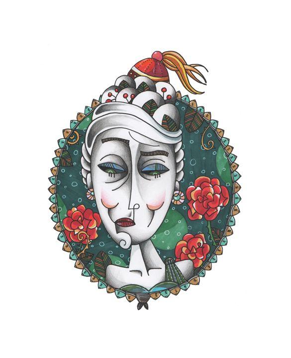 Sadness Collection (2) - Maja Bertole Jeras