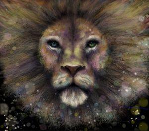 Lion - Maja Bertole Jeras