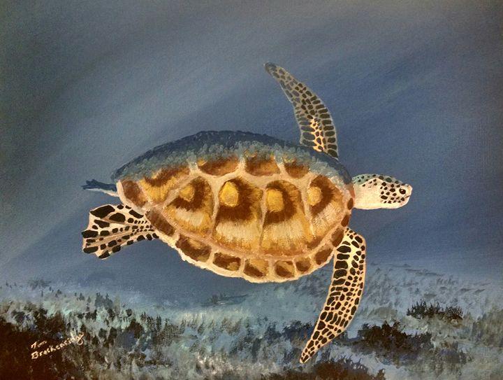 Deep Dive - Tom Breckenridge