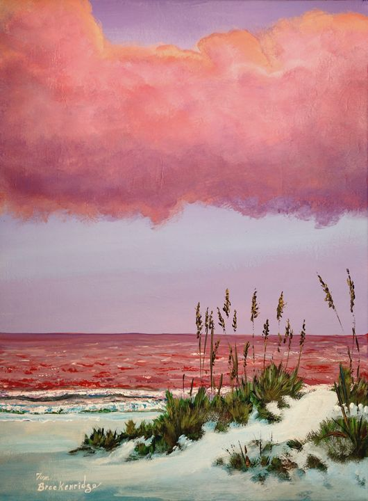 Red Beach - Tom Breckenridge