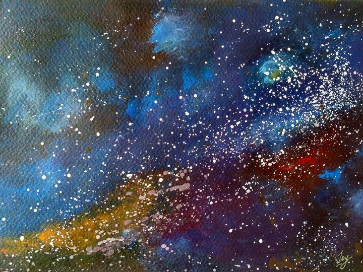 The Galaxy - Anirban kar