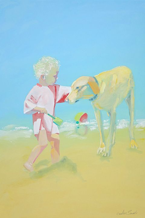Beach Buddies - charles stuart