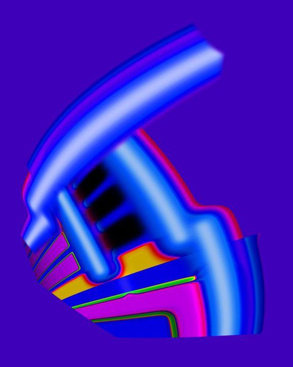 Blue Bazooka - charles stuart