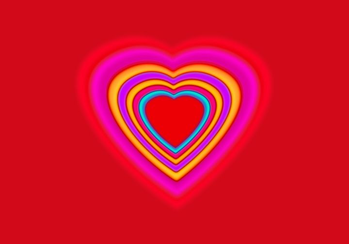 Art Heart - charles stuart