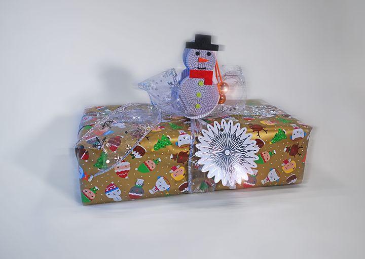 Snowflake Gift - charles stuart