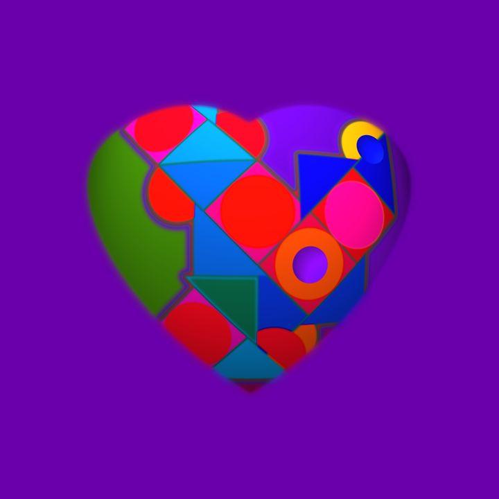 Abstract Love - charles stuart