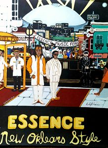 ESSENCE NEW ORLEANS STYLE