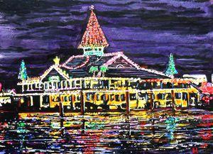 Newport Beach Christmas