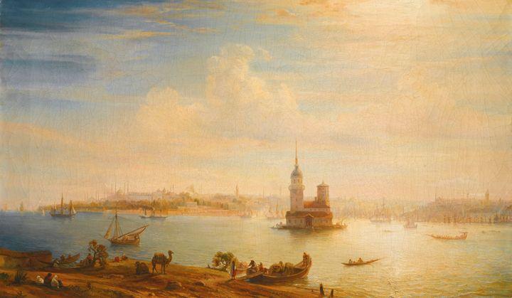 Ottoman Istanbul, 1856 - OttomanArchives