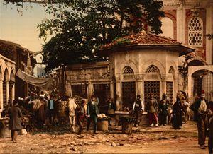 Ottoman Istanbul, 1890's. - OttomanArchives
