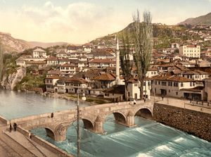 Sarajevo, Bosnia, 1900. - OttomanArchives