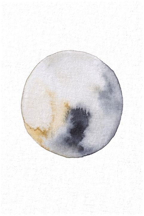 Modern Minimalist Art Print - PDFDecor