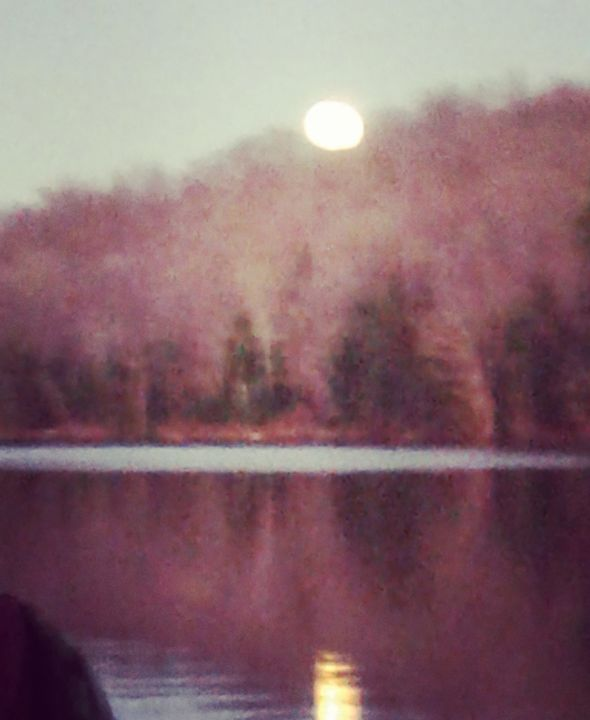 Super moon - Unappreciated. KL. AL.
