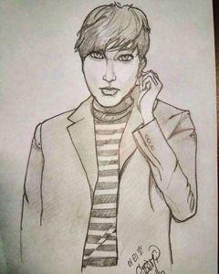 Lee Min Ho Pose1