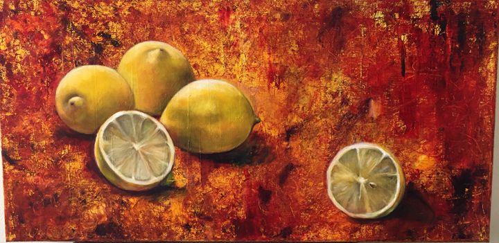lemons - Iva Cherry
